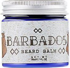 "Духи, Парфюмерия, косметика Бальзам для бороды ""Имбирь"" - Barbados Beard Balm Ginger"