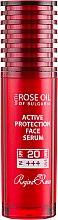 Духи, Парфюмерия, косметика Сыворотка для лица для активной защиты SPF20 - BioFresh Protecting Face Serum Regina Roses