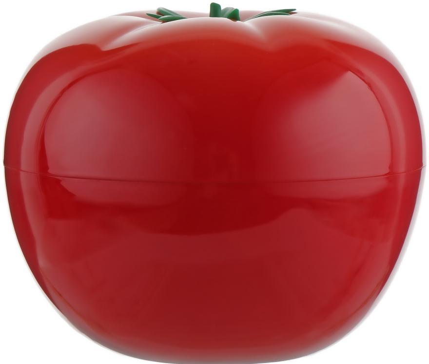Маска для обличчя освітлювальна, томатна - Tony Moly Tomatox Magic White Massage Pack — фото N2