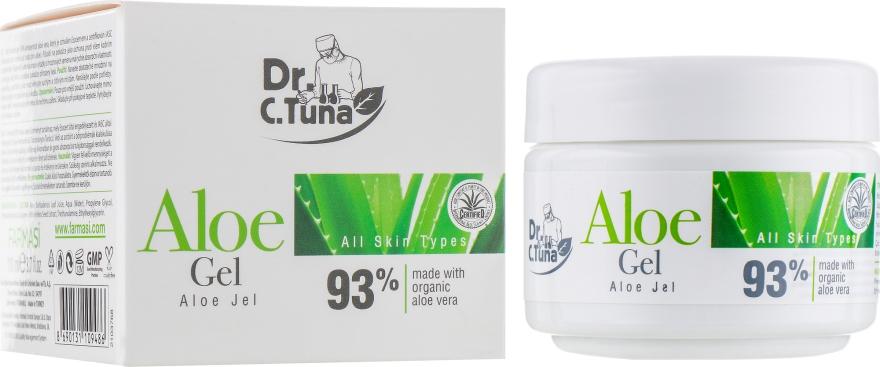 Гель для лица и тела - Farmasi Dr.Tuna Aloe Gel