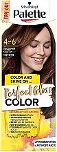 Духи, Парфюмерия, косметика Краска для волос с аргановым маслом без аммиака - Palette Perfect Gloss Color