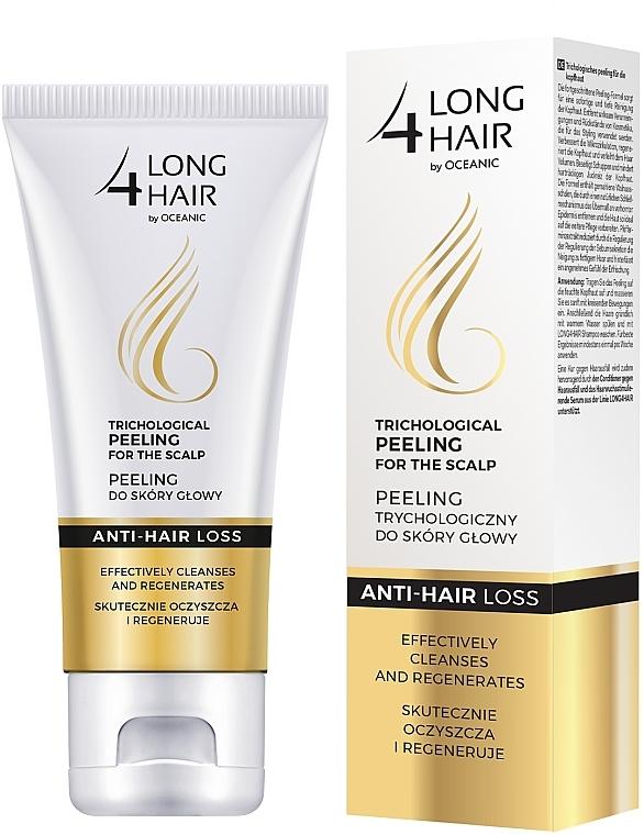 Трихологический пилинг для кожи головы - Long4Hair by Oceanic Anti-Hair Loss Trichological Peeling For The Scalp