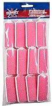 Духи, Парфюмерия, косметика Бигуди 25/70 мм, розовые - Ronney Wave Foam Rollers