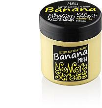 "Духи, Парфюмерия, косметика Масло для тела ""Банан"" - Meli NoMoreStress Body Butter"