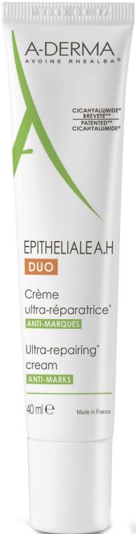 Крем восстанавливающий - A-Derma Epitheliale A.H DUO Ultra-Repairing Cream