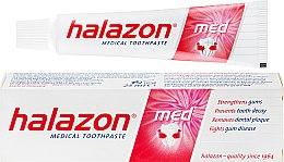 Духи, Парфюмерия, косметика Лечебная зубная паста - Halazon Multiactive Med