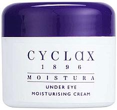Духи, Парфюмерия, косметика Увлажняющий крем под глаза - Cyclax Moistura Under Eye Moisturising Cream