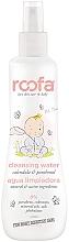Духи, Парфюмерия, косметика Очищающая вода с календулой для чувствительной кожи, с рождения - Roofa Cleansing Water