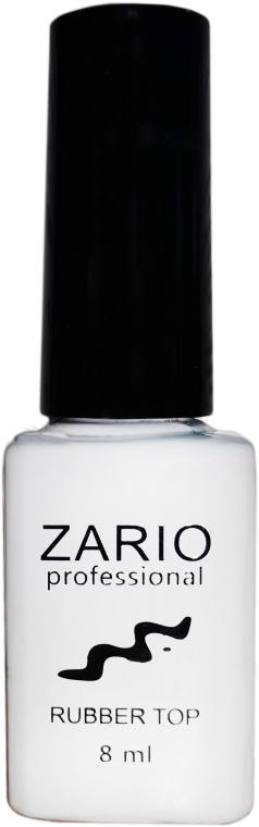 Каучуковый топ для гель-лака - Zario Professional Rubber Top