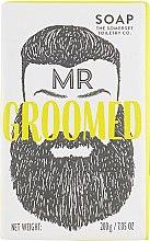 """Духи, Парфюмерия, косметика Мыло для мужчин """"Кедр и лемонграсс"""" - The Somerset Toiletry Co. Mr. Groomed Soap Bar"""