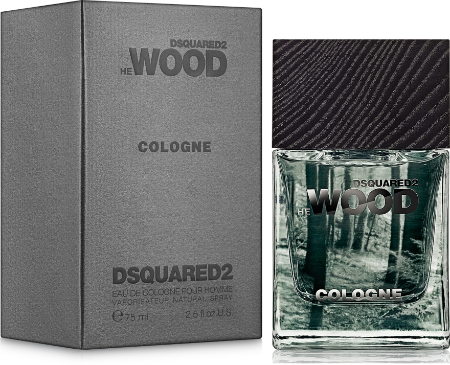 DSQUARED2 He Wood Cologne - Одеколон