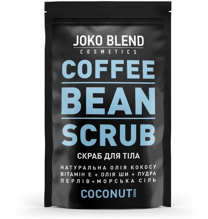 Кофейный скраб - Joko Blend Coconut