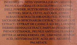 Скраб с медом и миндалем в эконом-упаковке - Morjana Hammam Essentials Refill Delicious Scrub-Almond Honey — фото N3