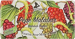 """Духи, Парфюмерия, косметика Мыло натуральное """"Малабарский перец"""" - Florinda Malabar pepper Natural Soap"""