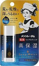 Духи, Парфюмерия, косметика Бальзам для губ - Mentholatum Deep Moist Lip Cream No Fragrance