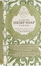 """Духи, Парфюмерия, косметика Мыло """"Роскошное конопляное"""" - Nesti Dante Luxury Hemp Soap"""