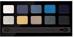Духи, Парфюмерия, косметика Палетка теней для век - Pierre Rene Palette Match System Eyeshadow Sunny Niagara