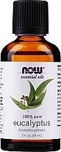 Духи, Парфюмерия, косметика Эфирное масло эвкалипта - Now Foods Essential Oils 100% Pure Eucalyptus