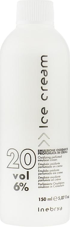 Окислительная эмульсия для волос 6% - Inebrya Hydrogen Peroxide