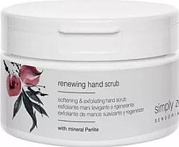 Духи, Парфюмерия, косметика Скраб для рук - Z. One Concept Sensorials Renewing Scrub Hand
