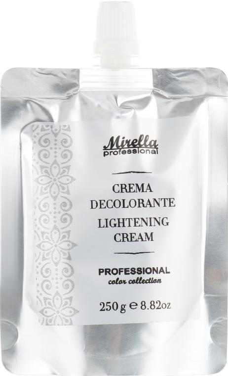 Осветляющие сливки - Mirella Lightening Cream