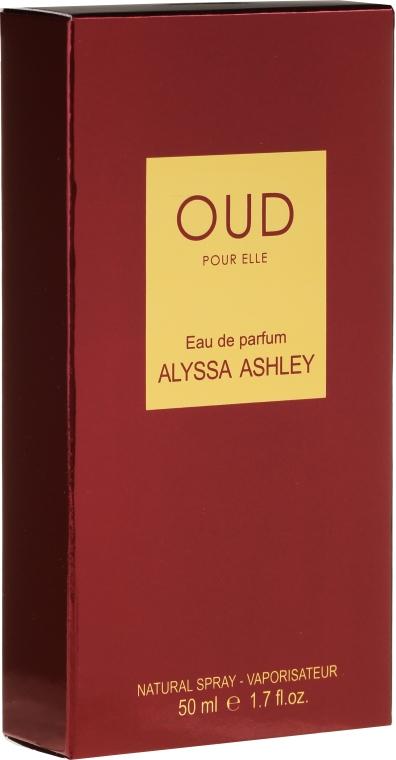 Alyssa Ashley Oud Pour Elle - Парфюмированная вода