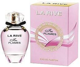 Духи, Парфюмерия, косметика La Rive In Flames - Парфюмированная вода (тестер с крышечкой)