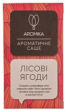 """Духи, Парфюмерия, косметика Ароматическое саше """"Лесные ягоды"""" - Aromika"""