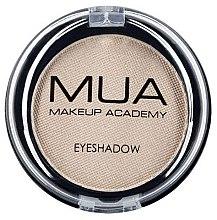 Духи, Парфюмерия, косметика Тени для глаз - MUA Mono Pearl Eye Shadow
