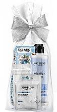 Духи, Парфюмерия, косметика Подарочный набор - Joko Blend Blue Magic Set (f/mask/20g + water/200ml + b/scr/200g + stickers)