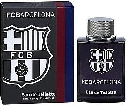 Духи, Парфюмерия, косметика Air-Val International FC Barcelona Black - Туалетная вода