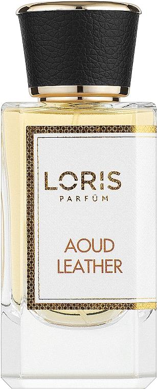 Loris Parfum Niche Aoud Leather - Духи
