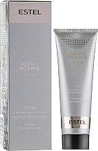 Духи, Парфюмерия, косметика Гель для укладки волос легкой фиксации - Estel Professional Alpha Homme Pro