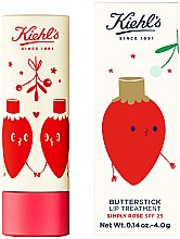 Духи, Парфюмерия, косметика Бальзам для губ - Kiehl`s Butterstick Simply Rose Lip Treatment SPF-25