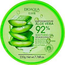 Духи, Парфюмерия, косметика Гель для лица и тела - Bioaqua Aloe Vera 92% Soothing Gel