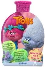 """Духи, Парфюмерия, косметика Гель-пена для ванны и душа """"Тролли"""" - Admiranda Trolls"""
