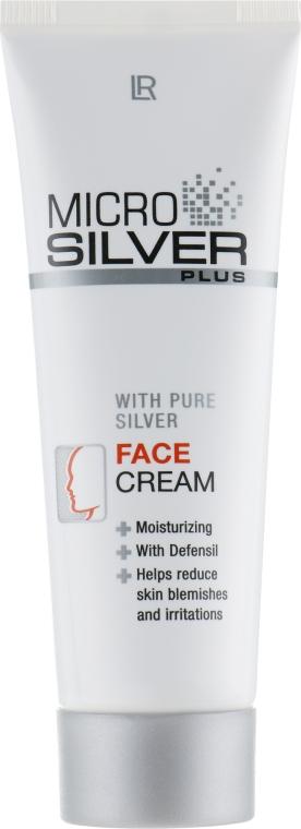 Очищающий крем для лица - LR Health & Beauty Microsilver Plus Face Cream