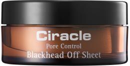 Духи, Парфюмерия, косметика Салфетки для удаления черных точек - Ciracle Pore Control Blackhead Off Sheet