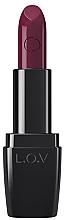 Духи, Парфюмерия, косметика Помада для губ - L.O.V Lipaffair Color & Care Lipstick