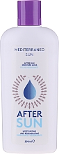 Духи, Парфюмерия, косметика Увлажняющее средство после загара - Mediterraneo Sun Moisturising Aftersun