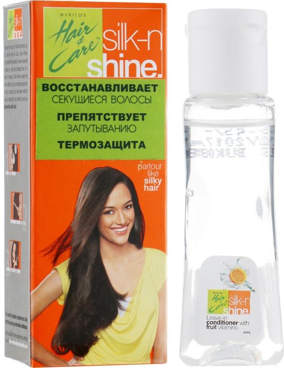 Масло для посеченных кончиков - Biofarma Silk-n-Shine