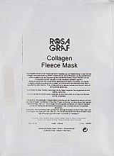 Духи, Парфюмерия, косметика Флисовая маска с коллагеном - Rosa Graf Collagen Fleece Mask