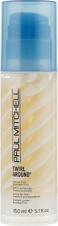 Крем для створення пружних завитків - Paul Mitchell Curls Twirl Around — фото N1
