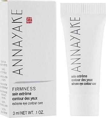 Крем для контура глаз - Annayake Extreme Eye Contour Care (пробник)