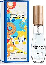 Духи, Парфюмерия, косметика Espri Parfum Funny - Духи (мини)