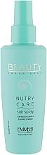 Духи, Парфюмерия, косметика Солнцезащитный спрей для волос - Emmebi Italia Beauty Experience Nutry Care Sun Spray