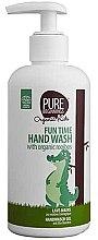 Духи, Парфюмерия, косметика Жидкое мыло для рук - Pure Beginnings Fun Time Hand Wash