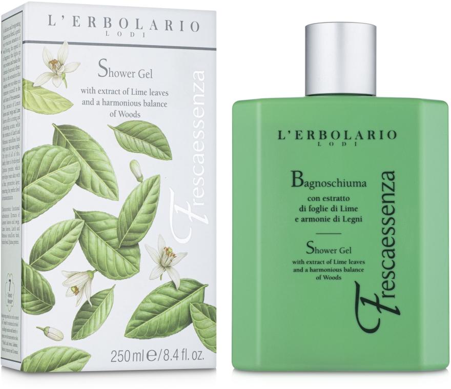 """Пена для ванны """"Эссенция свежести"""" - L'Erbolario Frescaessenza"""