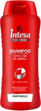 Духи, Парфюмерия, косметика Шампунь для всех типов волос - Intesa Classic Red All Hair Type Shampoo