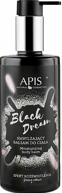 Увлажняющий лосьон для тела - APIS Professional Black Dream